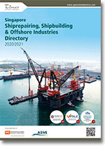 Singapore Shiprepairing, Shipbuilding & Offshore Industries Directory Book Cover