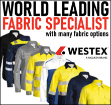 WESTEX ARC FLASH PROTECTION KIT (PPE2), (PPE3), (PPE4)
